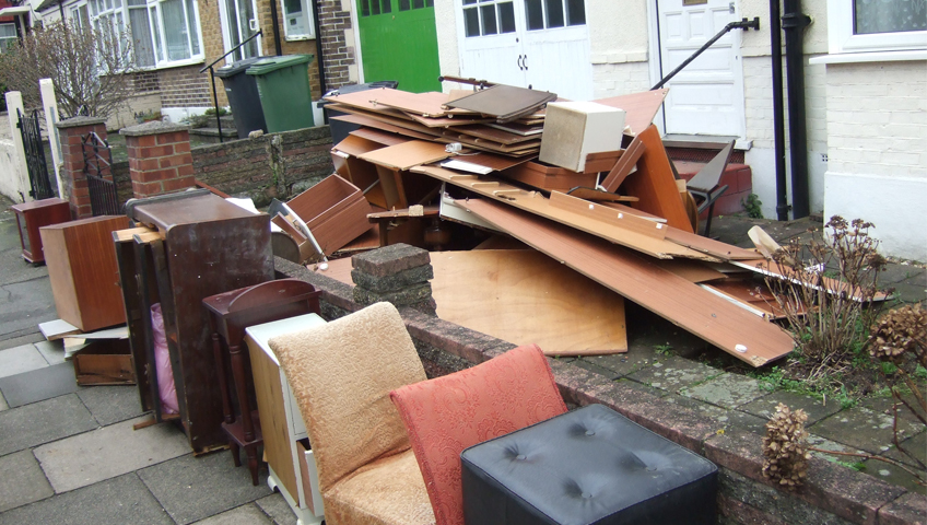 old furniture removal CT