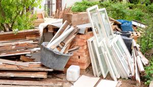 construction debris removal CT