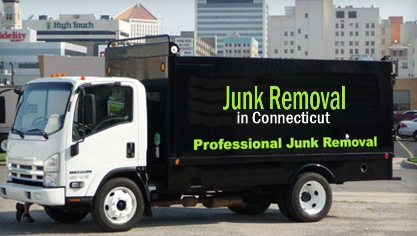 commercial junk removal CT