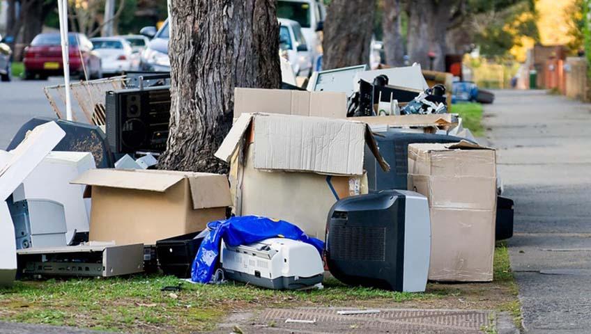 residential junk pickup CT
