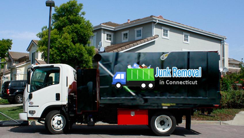 junk removal Weston CT