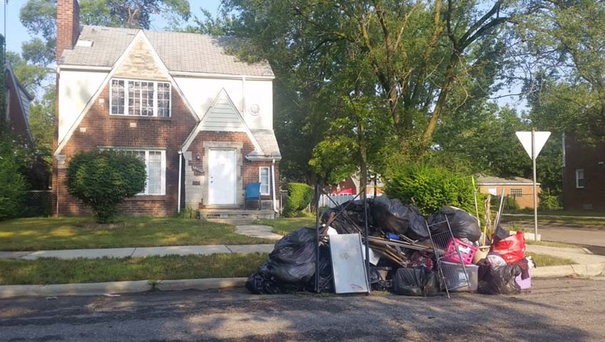 residential junk removal CT